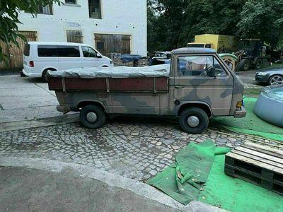 gebraucht VW T3 VWPritsche mit Westfalia Aufbau