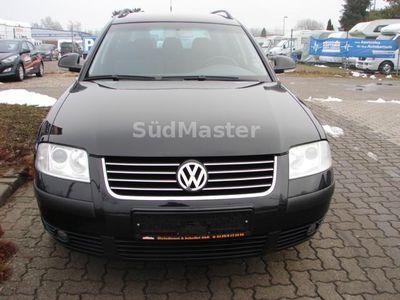 gebraucht VW Passat Variant Family
