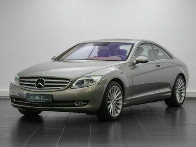 gebraucht Mercedes CL500 / dt. Fzg. / gepflegt / Servicehistorie