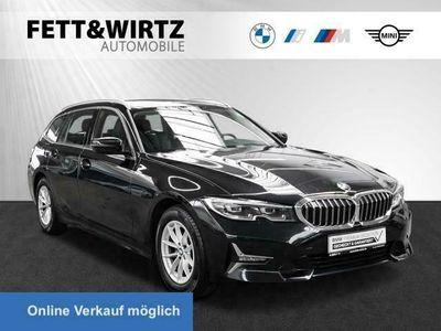 gebraucht BMW 320 d Tour SAG Luxury HiFi