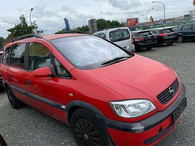 gebraucht Opel Zafira A Comfort TÜV 10/2020