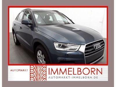 gebraucht Audi Q3 quattro Navi*BiXenon*Panoramadach*Komfortschl