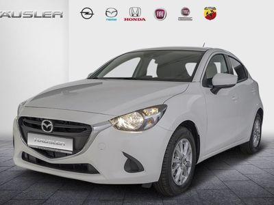 gebraucht Mazda 2 Exclusive-Line G-75 mit Sitzheizung, Einparkhilfe & Klimaautomatik