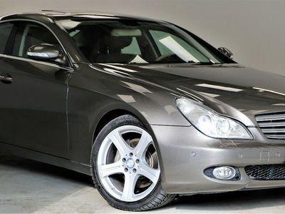 gebraucht Mercedes CLS500 306 PS V8 7G-Tronic