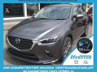 gebraucht Mazda CX-3 L SKYACTIV-G 2.0 FWD 5T 6GS