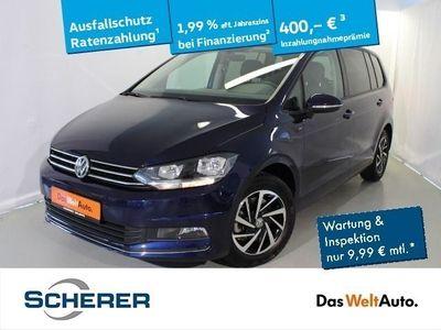 gebraucht VW Touran Join 1.5 TSI, ALU-Felgen, Climatronic, NAVI,7-Gang Automatik