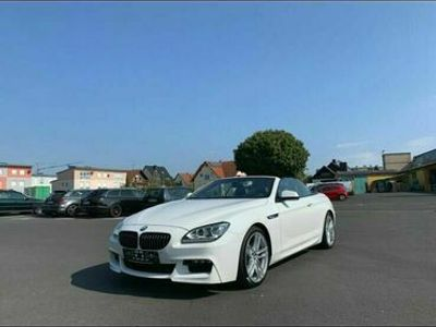 gebraucht BMW 640 Cabriolet d xDrive M Sport Edition H&K + HUD + D