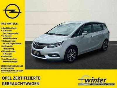 gebraucht Opel Zafira Business Edition LED/PDC/KAMERA/SHZ/GRA