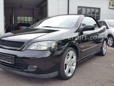 gebraucht Opel Astra Cabriolet 1.8 16V Linea Rossa*NSW*ALU*