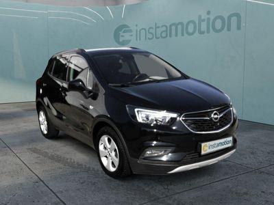 gebraucht Opel Mokka X Mokka1.4 T AUT EDITION +AHK+Allwetter+SHZ