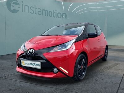 gebraucht Toyota Aygo Aygox-cite Style Selection 1.0*CAM*KLIMA*FREISPRECH*BT*