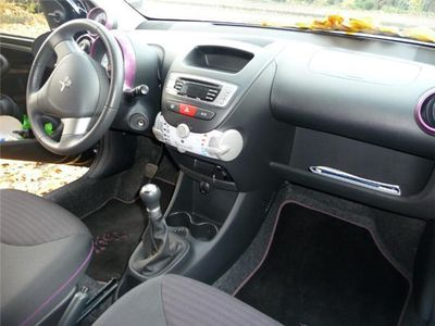 gebraucht Peugeot 107 68 Style