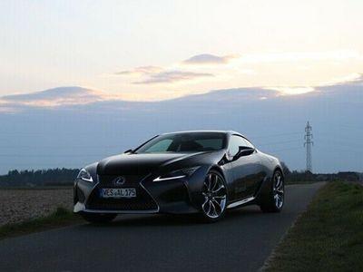 """gebraucht Lexus LC 500 LC 500Performance Allradlenkung Carbondach 21"""""""