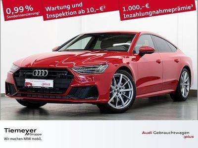 gebraucht Audi A7 Sportback 50 TDI Q 2x S LINE UPE101 LM20 ST.HEIZ