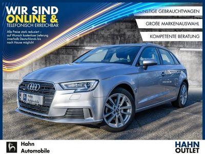 gebraucht Audi A3 Sportback Sport 2.0TDI EU6+ Navi Xen Sitzh