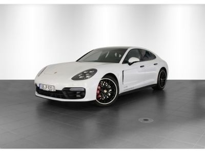 gebraucht Porsche Panamera GTS 21''/BOSE/DAB/HEAD-UP-DISPLAY/STDHZ
