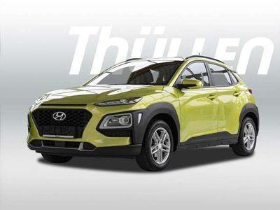 gebraucht Hyundai Kona Trend Navi, Komfort, LED 1.0 Turbo Benzin