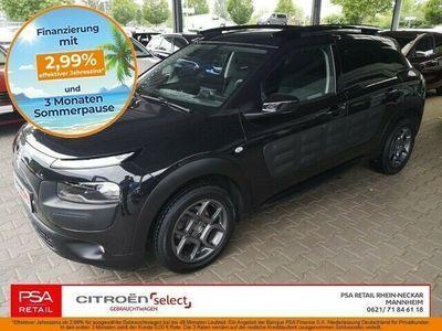 gebraucht Citroën C4 Cactus Shine BlueHDi 100 S&S*NAVI*SHZ*EPH+KAMERA