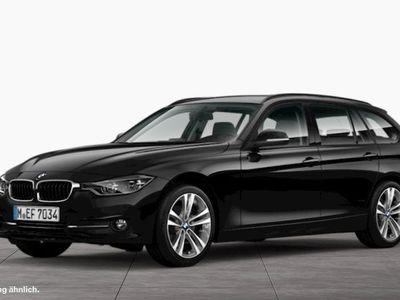 gebraucht BMW 320 i xDrive Touring Aut.+SportLine+LED+HiFi+Navi