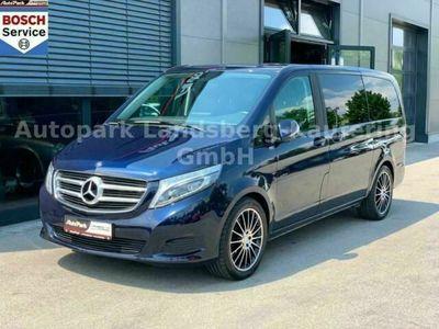 "gebraucht Mercedes V250 V-Klassed SCORE lang AHK COMMAND 19"" 2xST als Van/Kleinbus in Kaufering"