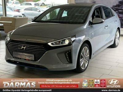 gebraucht Hyundai Ioniq Premium Navi, Leder, Kamera, Sitzheizung-Lüftung,