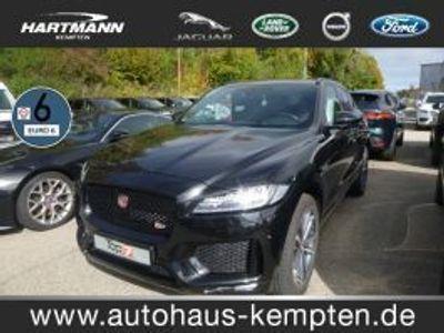 gebraucht Jaguar F-Pace 30d First Edition AWD