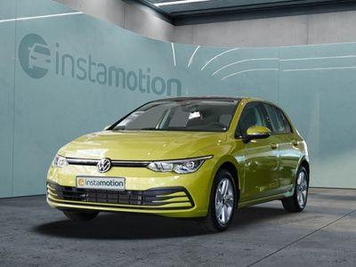 gebraucht VW Golf VIII Golf1.5 eTSI Life MATRIX-LED NAVI ACC AID