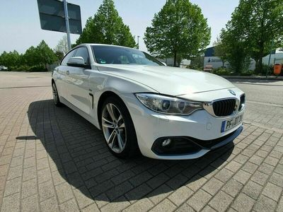 gebraucht BMW 425 d Sport Line org.45Tkm, 1. Hand, Grand Coupe