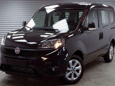 gebraucht Fiat Doblò 1,4 Cargo Kombi