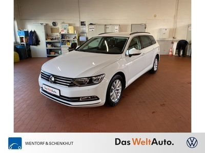 gebraucht VW Passat Variant 2.0 TDI AHK Navi