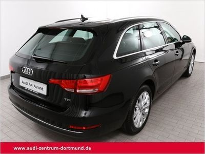 gebraucht Audi A4 A4 Avant 2.0 TDI ultra S tronic (Navi Xenon)