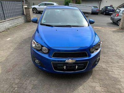 gebraucht Chevrolet Aveo LTZ 1,6, top gepflegt und wenig Kilometer