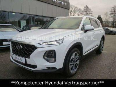 gebraucht Hyundai Santa Fe Premium 4WD 2.2 CRDI+NAVI+KAMERA+LED