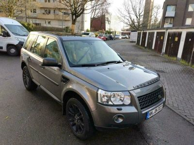 gebraucht Land Rover Freelander 2 2.2 TD4 HSE Black Edition