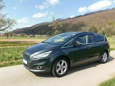 gebraucht Ford S-MAX 2.0 Titanium Eco.Boost Automatik