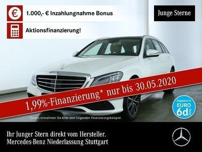 gebraucht Mercedes C400 T 4M Fahrass Pano Multibeam COMAND Keyl-GO