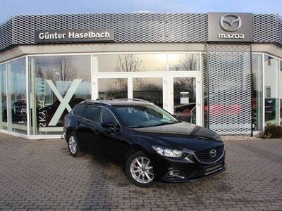 gebraucht Mazda 6 1.Hand Navi Freisprecheinrichtung Einparkhilfe