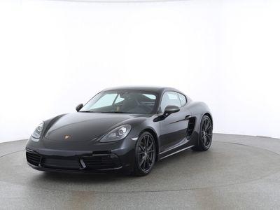 gebraucht Porsche Cayman (718) T (Tempolimitanzeige & Sportsitze)