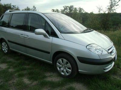 gebraucht Citroën C8 2.0 16V Tendance, Klimaautomatik, Parksensoren, ZHei
