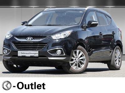 gebraucht Hyundai ix35 1.6 5 Star Edition Klima/4xSHZ/Privacy/MFL