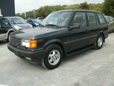 gebraucht Land Rover Range Rover 4.6 HSE/Original 87 TKM/N.Tüv/Voll A als SUV/Geländewagen/Pickup in Winterbach