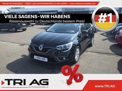 gebraucht Renault Mégane GrandTour Limited TCe 160 EDC Deluxe Paket Easy Paket Modularitätspaket