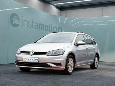 gebraucht VW Golf GolfVariant 1.0 TSI Comfortline Navi ACC