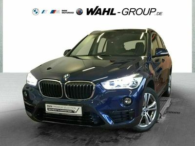 gebraucht BMW X1 xDrive25d Aut. Sport Line HiFi LED Navi Tempomat