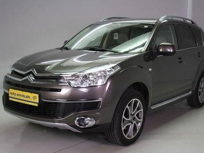 gebraucht Citroën C-Crosser HDi 155 FAP * Leder * Sitzhzg. * Xenon