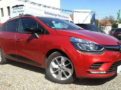 gebraucht Renault Clio GrandTour IV Limited Navi PDC Klima 1 HD