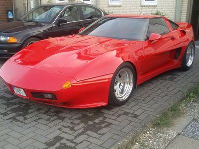 gebraucht Corvette C4 von P&H mit H-Kennzeichen () als Sportwagen/Coupé in Salzgitter