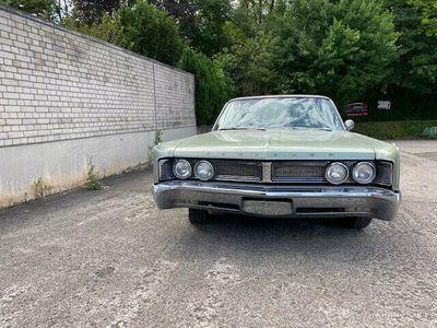 gebraucht Chrysler Newport Custom H-Zulassung Original