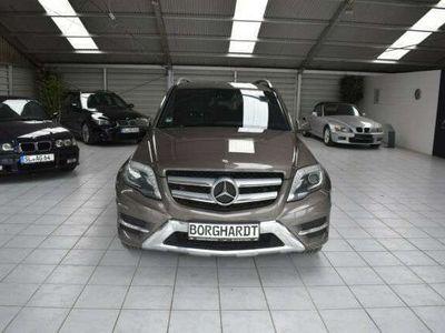 gebraucht Mercedes GLK220 CDI AMG 4MATIC