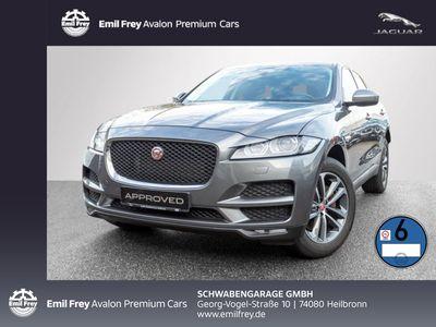 gebraucht Jaguar F-Pace 30d AWD Prestige